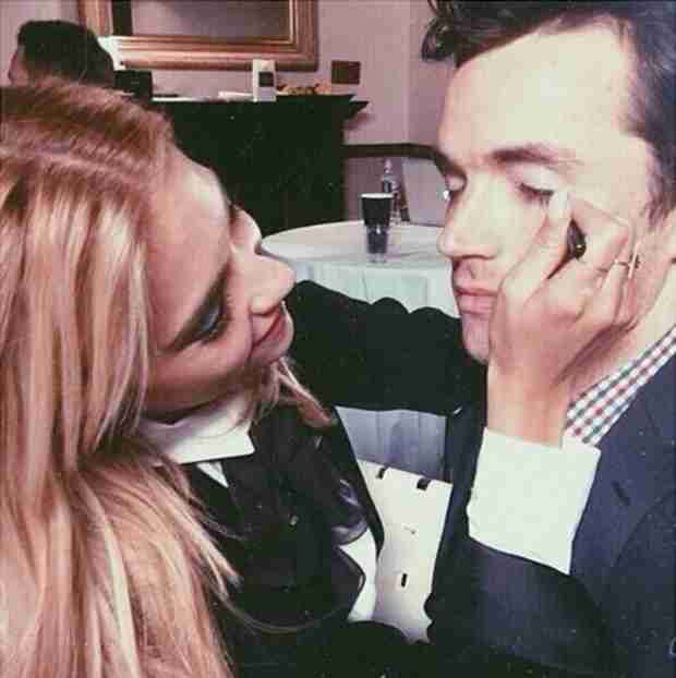 Do aria and mr fitz hookup in real life