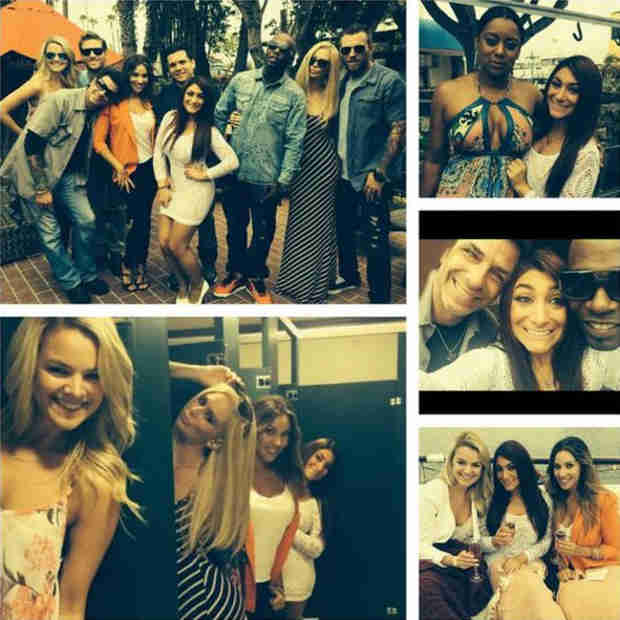 Juan Pablo Galavis and Nikki Ferrell Bond With Couples Therapy Cast Behind the Scenes!