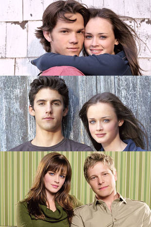 Who's Your Favorite Rory Gilmore Boyfriend? (POLL)