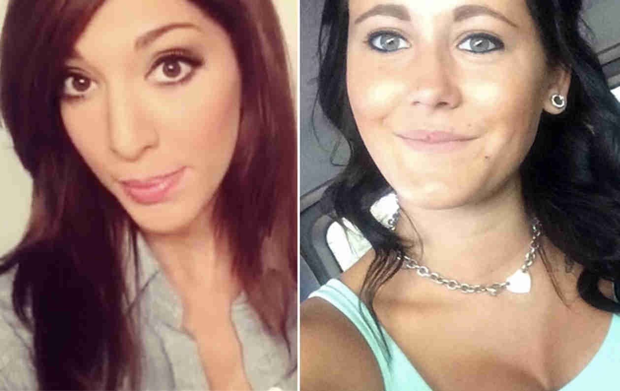 "Farrah Abraham Shades Jenelle Evans, Says ""I Love Myself More Than I Ever Have"""