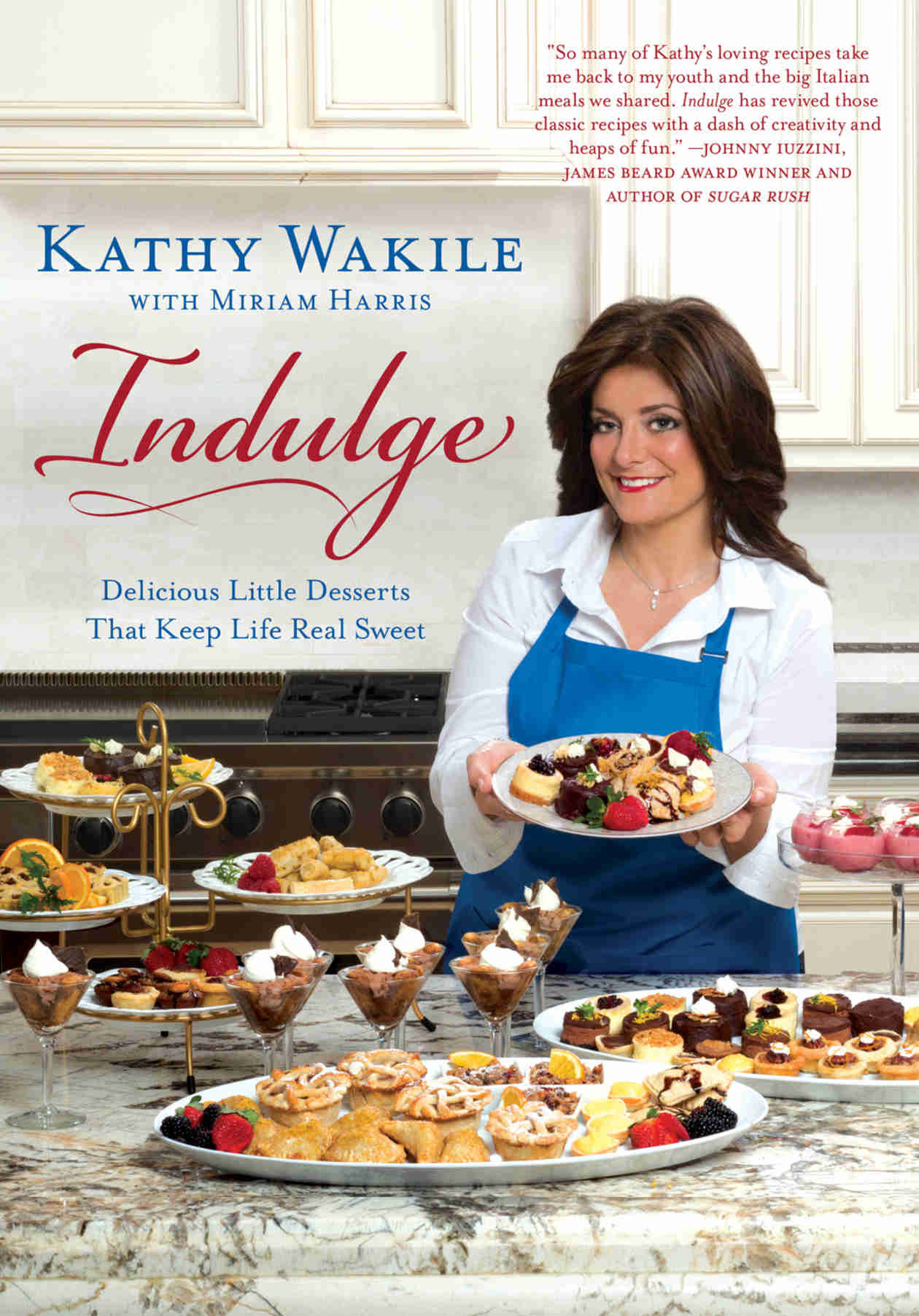 Kathy Wakile's Cookbook Is Out — Which RHONJ Stars Congratulated Her? (VIDEO)