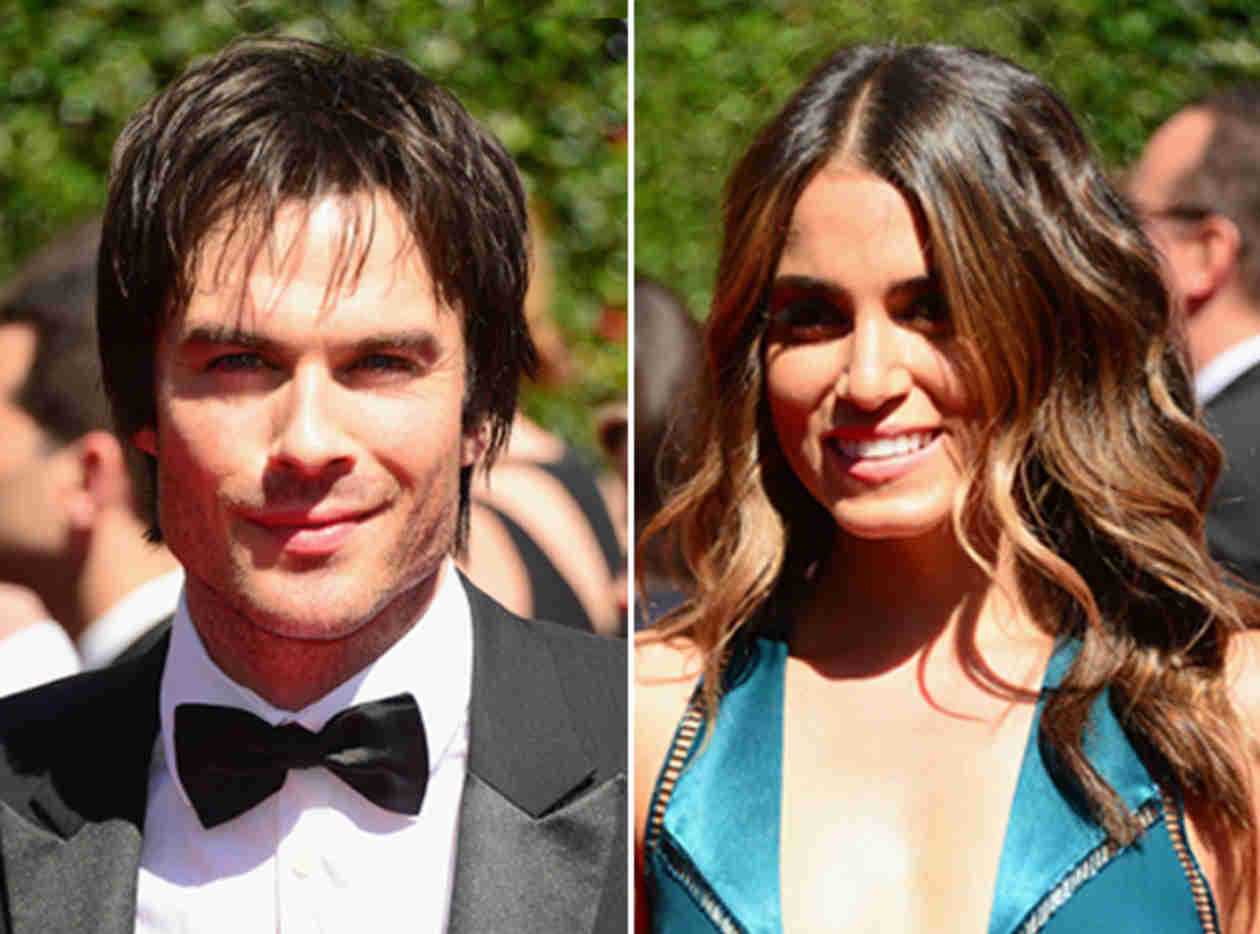 Ian Somerhalder and Nikki Reed Drop $860 at Canadian Sex Shop!