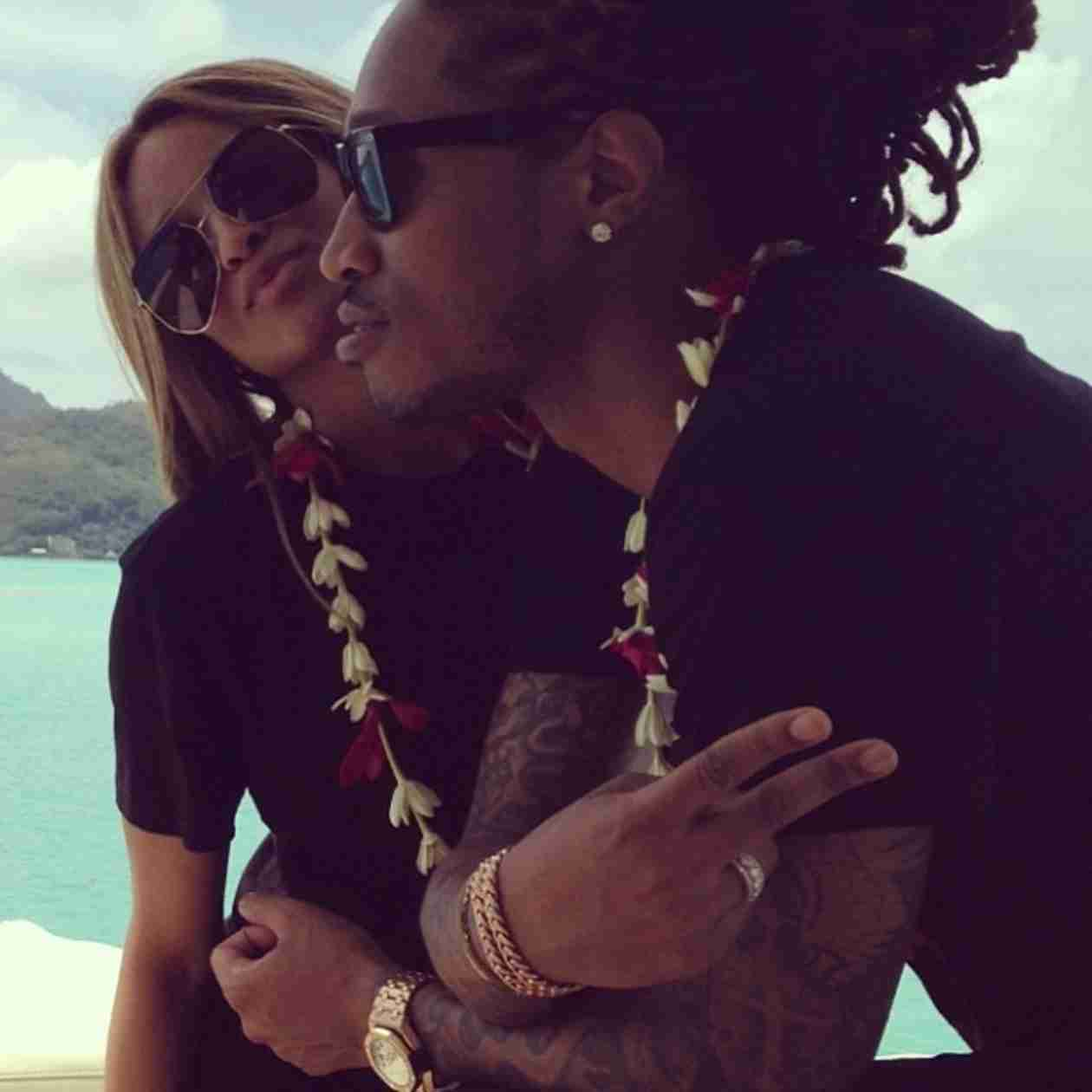 Ciara and Future Reconciling For Their Son — Report (VIDEO)