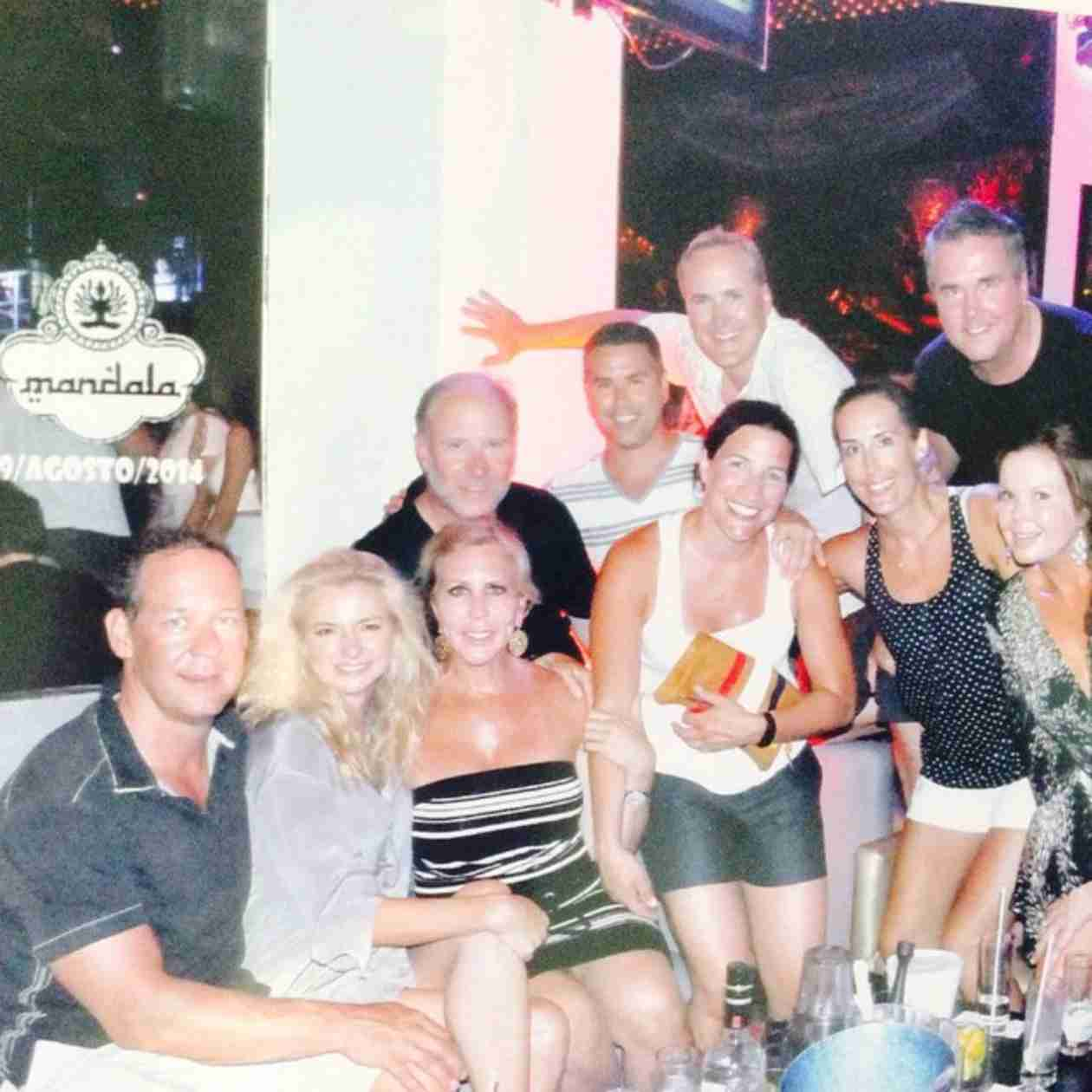 Vicki Gunvalson Spends Labor Day Weekend With Brooks Ayers (PHOTO)