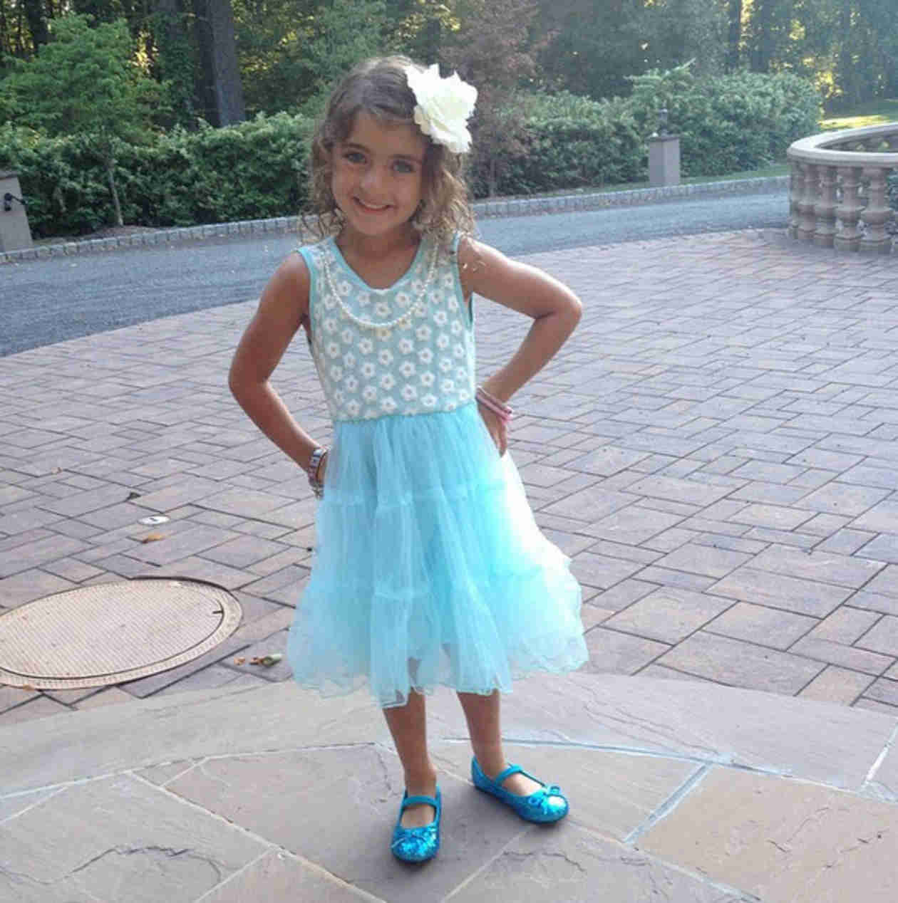 Audriana Giudice Starts Kindergarten — Check Out the Adorable Pic! (PHOTO)