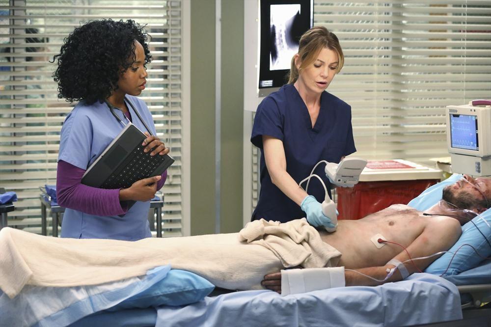 "Grey's Anatomy Music: Songs From Season 11, Episode 1: ""I ..."
