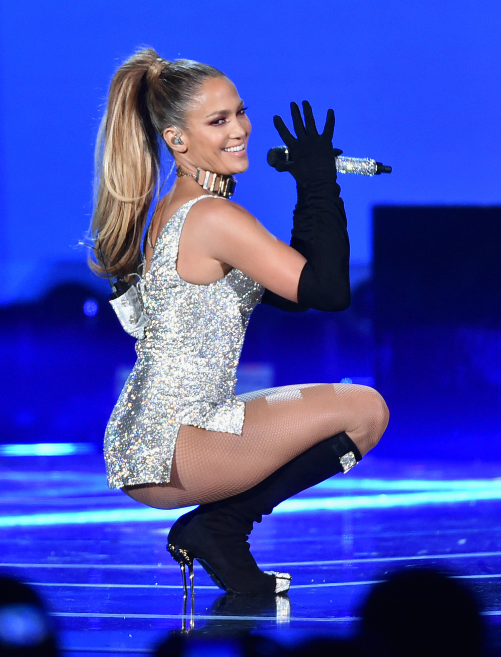 Jennifer Lopez with Thong Pic 16 of 35