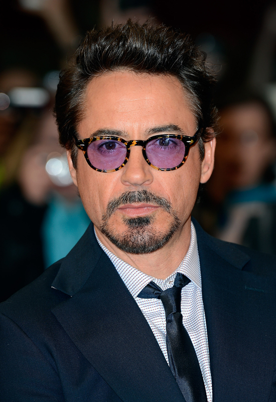 Robert Downey Jr.'s Son Indio Arrested on Drug Charges (UPDATE: He Pleads Guilty)