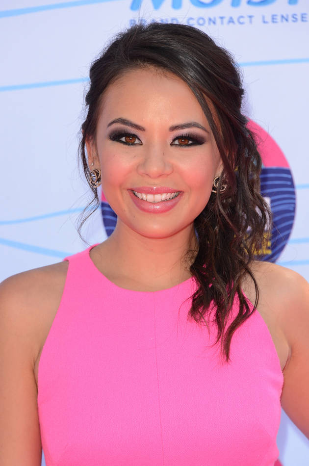 5 Things You Didn't Know About Janel Parrish