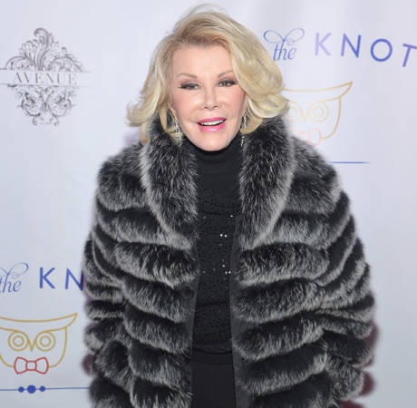 Joan Rivers Dies at Age 81