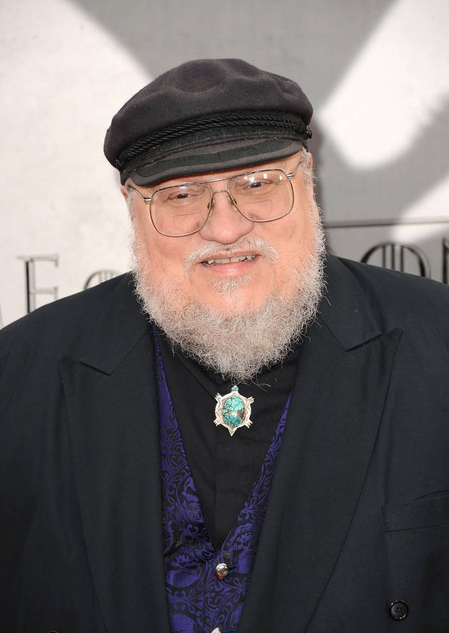 Who Is George R. R. Martin's Favorite Game of Thrones Character? He Thinks You Should Know By Now