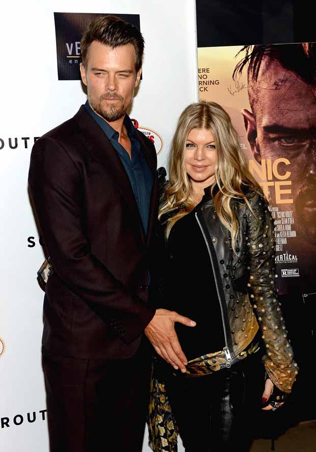 Fergie and Josh Duhamel's Son Axl Jack Turns 1 — See How Big He Is! (PHOTO)