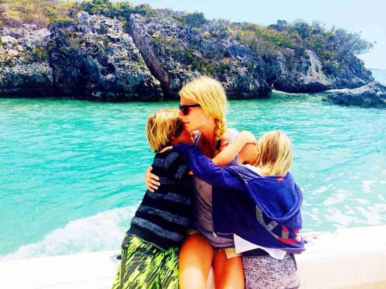 Gwyneth Paltrow: My Kids Love Taking the School Bus!