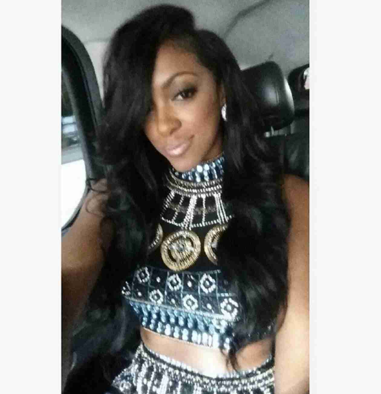 """Porsha Stewart Is """"Blessed"""" As She Starts Full-Time Dish Nation Job"""