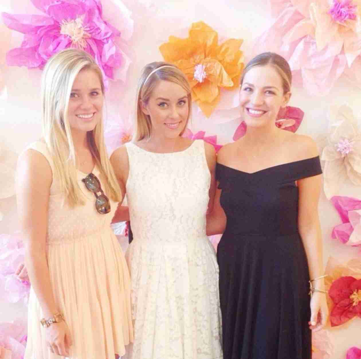 Lauren Conrad's Perfectly Pastel Bridal Shower — See The Photos Here!