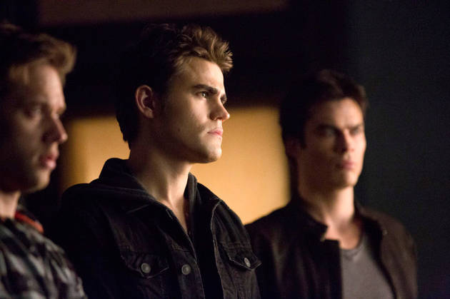 The Vampire Diaries Season 6 Spoilers: Damon and Stefan Reunite