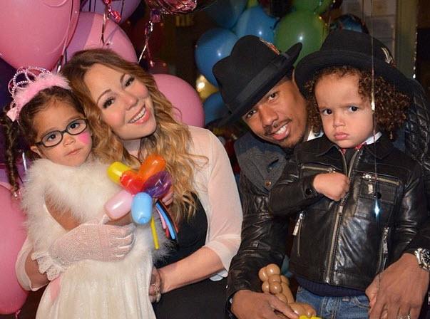 Nick Cannon Slams Mariah Carey Divorce Rumors in 19-Tweet Epic (VIDEO)