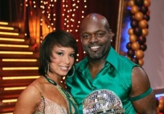 Emmitt Smith: A Lot of Fans Say They Know Me From DWTS, Not Football