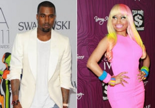 Nicki Minaj Slams Kanye West Over \'Gold Digger\' Lyrics