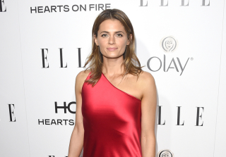 Castle's Stana Katic Marries Longtime Boyfriend Kris Brkljac