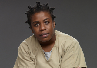 "Uzo ""Crazy Eyes"" Aduba Quit Acting Minutes Before Joining 'OITNB'"