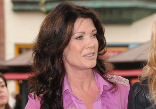 "Lisa Vanderpump Quashes Butt Implant Rumors: ""My Ass Is Real"" (VIDEO)"