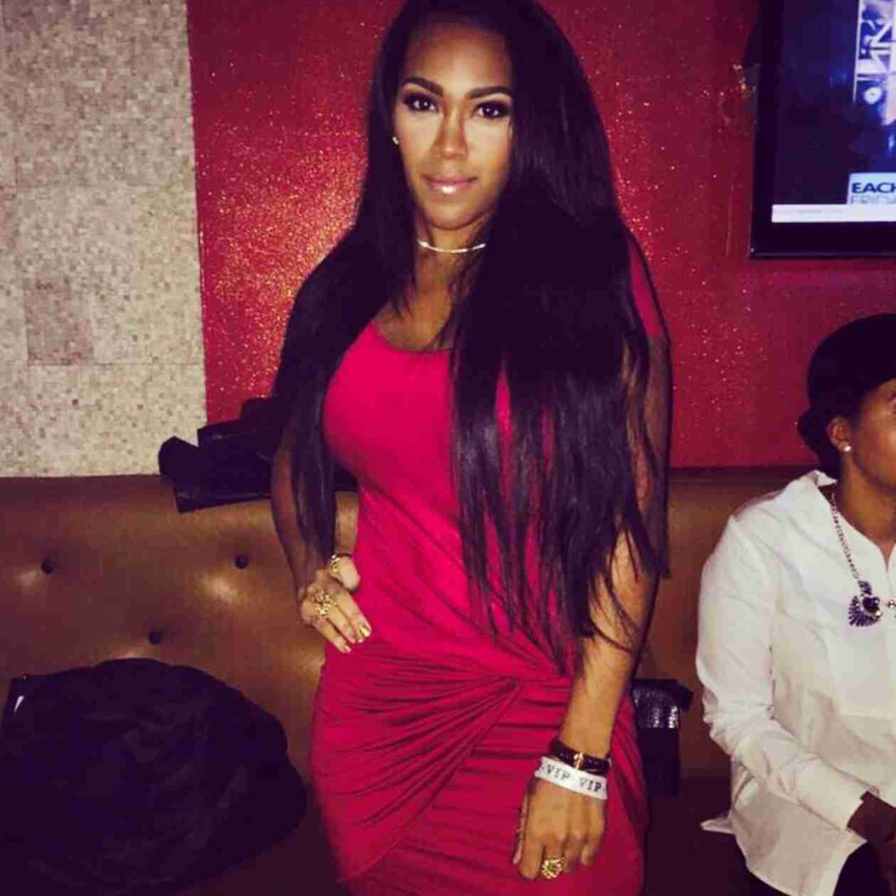 nia riley dishes on learning she was pregnant with soulja