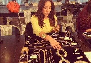 Get a Sneak Peek of Melissa Gorga\'s Jewelry Collection (PHOTO)