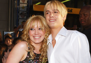 Aaron Carter Still Talking About Hilary Duff, Lindsay Lohan Love Triangle