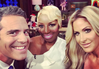 Andy Cohen Calls Kim Zolciak a Liar, Accuses Her of Getting a Facelift (VIDEO)