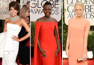 Golden Globes Best Dressed Stars of All Time (PHOTOS)