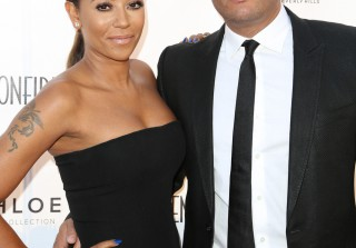 Mel B Moves Out, Rumored to Suffer Spousal Abuse — Report (VIDEO)