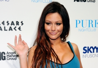 "Jenni ""JWoww"" Farley Announces Second Pregnancy at Her Wedding"