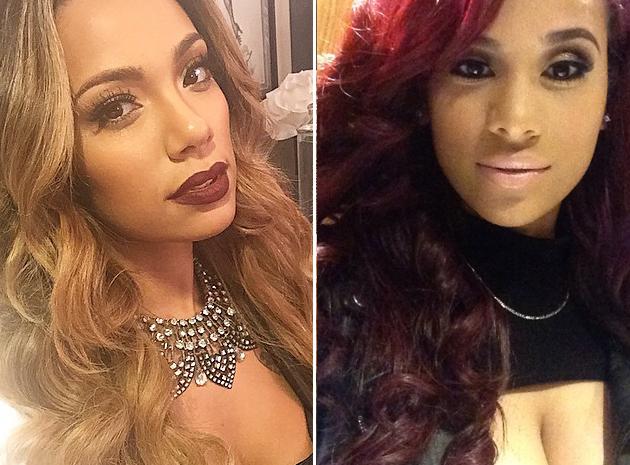 Erica Mena Throws Shade at Cyn Santana's Involvement in ...