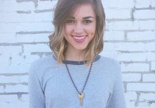 Duck Dynasty\'s Sadie Robertson Cut Her Hair Short! (PHOTO)