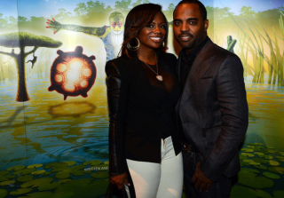 Todd Tucker Drinks Kandi Burruss's Breast Milk (VIDEO)