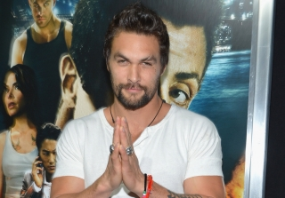 Jason Momoa Shirtless Photos Show He's More Muscular Than Ever