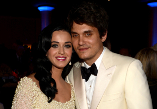 Katy Perry & Orlando Bloom Have Near Run in With John Mayer at Adele Concert