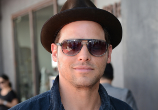 Happy Birthday, Justin Chambers — Hats Off to This Hat-Obsessed Hottie! (PHOTOS)