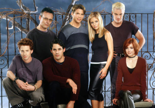 Buffy Summers Hangs With Dawn and Oz in Mini Buffy the Vampire Slayer Reunion (PHOTOS)