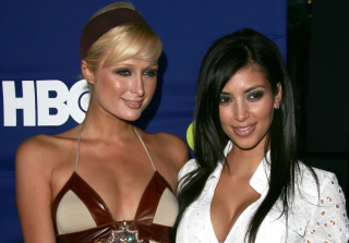 Kim K Says She Didn\'t Bond With Paris Hilton Over Sex Tape
