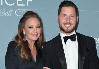 Leah Remini, Rumer Willis Cheer on Val and Maks Chmerkovskiy's Tour