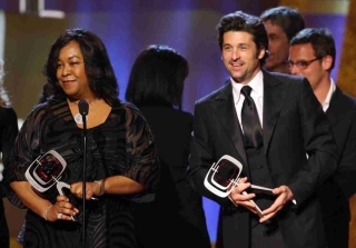 "Shonda Rhimes Bids Farewell to Patrick Dempsey, Her ""Birthday Twin"""