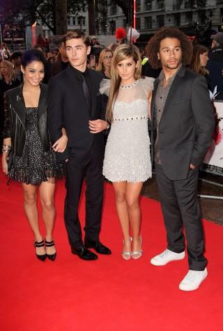 UK Film Premiere: High School Musical 3 - Arrivals
