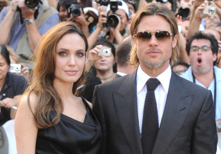 Angelina Jolie and Brad Pitt Deny Marriage Is in Trouble