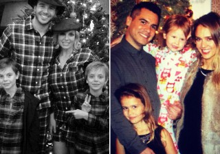 Celebs and Their Kids Celebrate the Holidays — See the Pics! (PHOTOS)