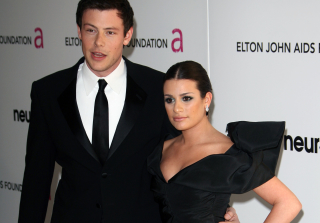Lea Michele Sends Love to Cory Monteith on Second Anniversary of His Death