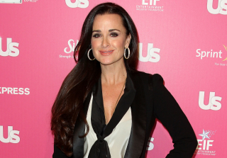 Why Is RHOBH Star Kyle Richards Dancing on a Pole? (VIDEO)