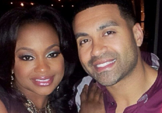 """Phaedra Parks: I Want Apollo and I to Have an """"Amicable"""" Divorce"""