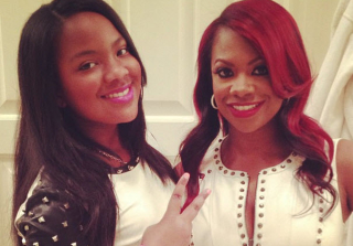 Kandi Burruss's Daughter Riley Looks Super Mature With New Hairstyle (PHOTO)